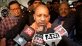 Mahagathbandhan is Oppositions desperate attempt to save their existence Yogi Adityanath