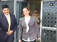 Mexican Foreign Minister arrives in Delhi