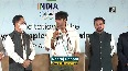 Olympic gold medallist Neeraj Chopra felicitated by Sports Minister