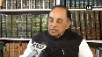 subramanian swamy video