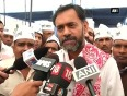 Swaraj samvad is dialogue on alternative politics and aap constitution permits freedom of expression yogendra yadav