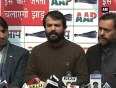 Allegations of money laundering by awam should be probed aap