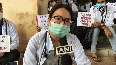 Tripura junior doctors protest for stipend hike, stop non-emergency duties
