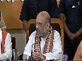 Seems Congress does not trust its MLAs, says Amit Shah