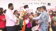 Boxer Lovlina receives grand welcome at Guwahati airport
