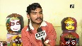Specially-abled artist designs decorative items in Bhubaneswar