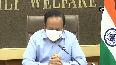 Karnataka showing new cases with UK variant, B1617 Health Minister