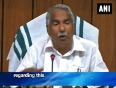 oommen chandy video