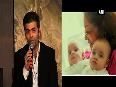 KJo s twins Yash, Roohi turn peacemaker between Karan and Kajol!
