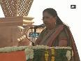 Rajasthan is NO.1 in skill development Vasundhara Raje