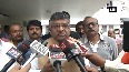 Bihar, Central govt will do anything to save people of Patna from flood RS Prasad