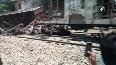 2 Bogies of goods train derailed near Bilhaur Railway Station