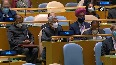 76th UNGA PM Modi pays tribute to people who died of COVID-19