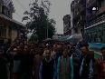 Shimla minor rape, murder case Locals block NH-5