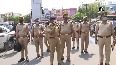 Lucknow Police distributes masks to curb COVID infection