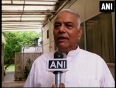 Yashwant sinha asks for early polls to bail out country from economic crisis