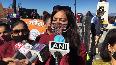 COVID-19 BJP Mahila Morcha distributes masks in Shimla.mp4