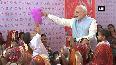 Watch PM Modi interacts with women during pan-India launch of  Beti Bachao Beti Padhao program