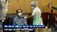 CM Thackeray takes 1st jab of COVID-19 vaccine