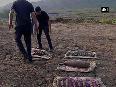 NSG Commandos defuse 59 live shells