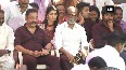 Top Tamil actors protest in Chennai over Cauvery water issue