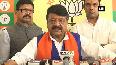 BJP to oppose MP govt s decision of distributing eggs at Anganwadis Kailash Vijayvargiya