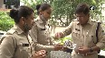 Bhopal cop celebrates her birthday on duty during doctors' strike