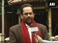 Congress delayed reservation to jats naqvi