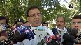 Munger firing incident Congress delegation meets Bihar Governor, demands resignation of CM, Dy CM.mp4