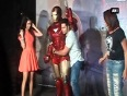 Bollywood celebrities attend special screening of avengers in mumbai