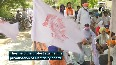 Farmers stage protest against privatisation of electricity board in punjab s amritsar.mp4