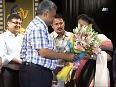 Jaipur CM Raje inaugurates event celebrating Bollywood songs