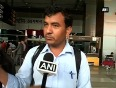 Indians arrive at delhi & chennai airports as rescue operation escalates in quake hit nepal