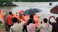 NDRF team rescues 7 people from flood-affected old age home in Telanganas Nizamabad