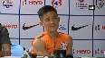 sunil chhetri video
