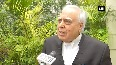 Bharat bandh called as traders are suffering due to implementation of GST  Kapil Sibal