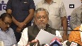 Sushil Modi refuses to answer questions on AES deaths during media briefing