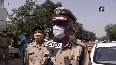 Delhi Commissioner celebrates Holi with police officials