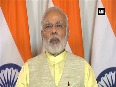 PM Modi calls for dialogue to tackle terrorism, climate change
