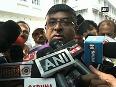Bihar Polls Nitish Kumar, Ravi Shankar Prasad cast vote