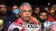 Bengal needs change in govt to stop political violence Dilip Ghosh on convoy attack.mp4