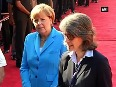 angela merkel video