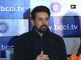 BCCI believes in transparency accountability Anurag Thakur