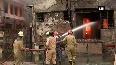 Fire breaks out at godown in Delhi s Punjabi Bagh