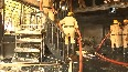 Fire breaks out at building on Infantry Road in Bengaluru