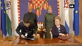 India & Croatia sign MoUs in presence of President Kovind and Croatian President