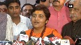 sadhvi pragya video