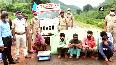 21 quintals of Ganja seized in Odisha