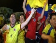 Fifa world cup 2014 columbia fans