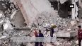 Building collapses in Gujarat s Vadodara, several feared trapped